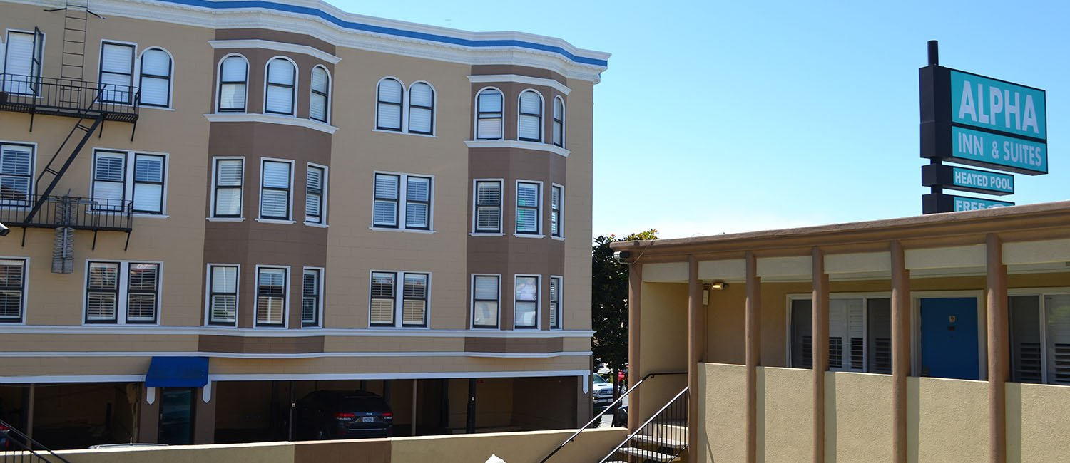 Alpha inn and suites in san francisco