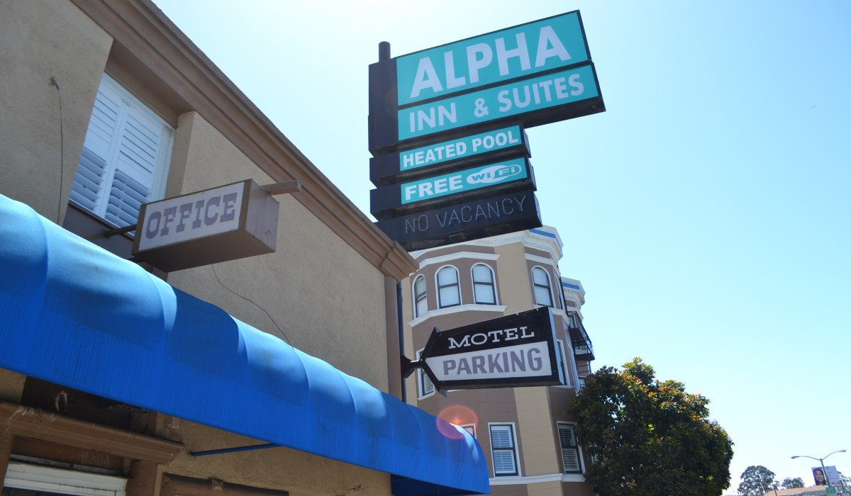 Alpha Inn & Suites San Francisco - Affordable motel in San Francisco