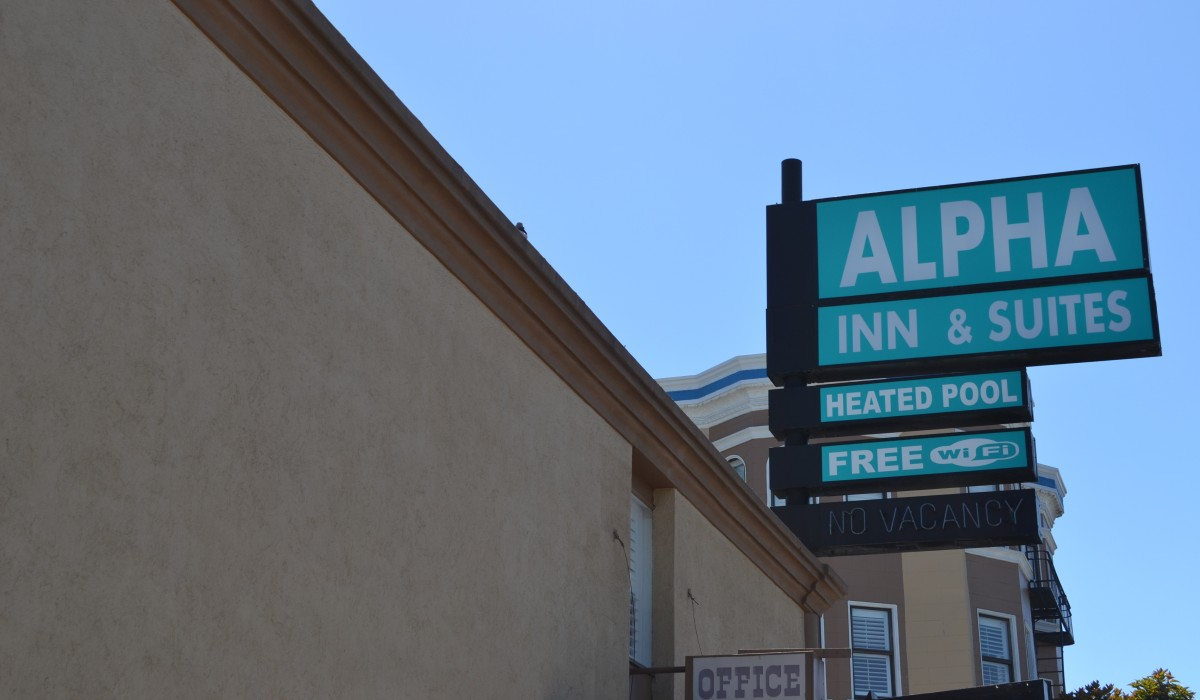 Alpha Inn & Suites San Francisco - SF Hotels - Alpha Inn & Suites
