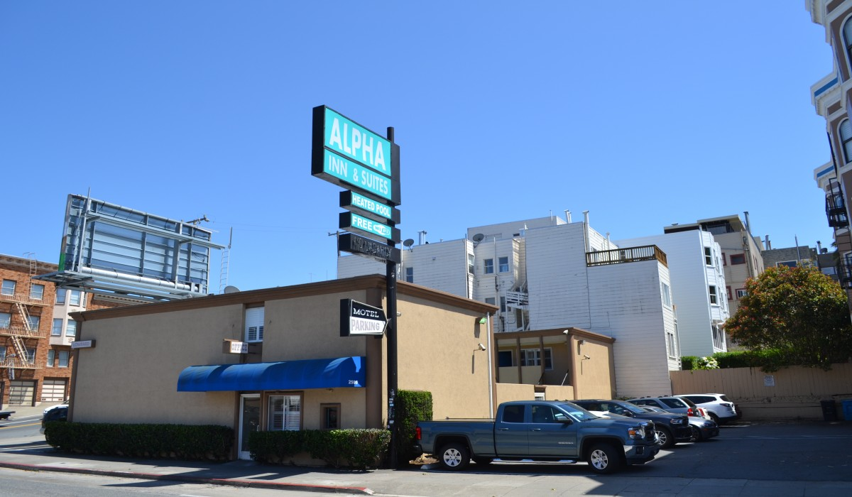 Alpha Inn & Suites San Francisco - Alpha Inn & Suites - SF Hotels