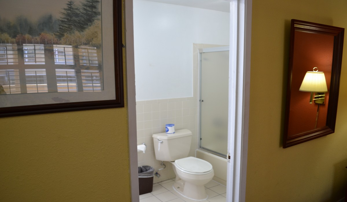 All rooms feature Private Bathrooms