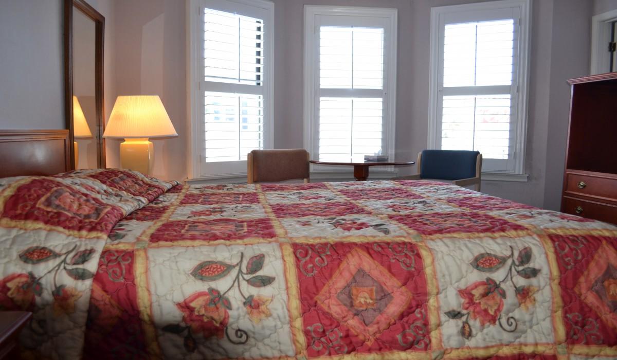 Affordable motel in San Francisco
